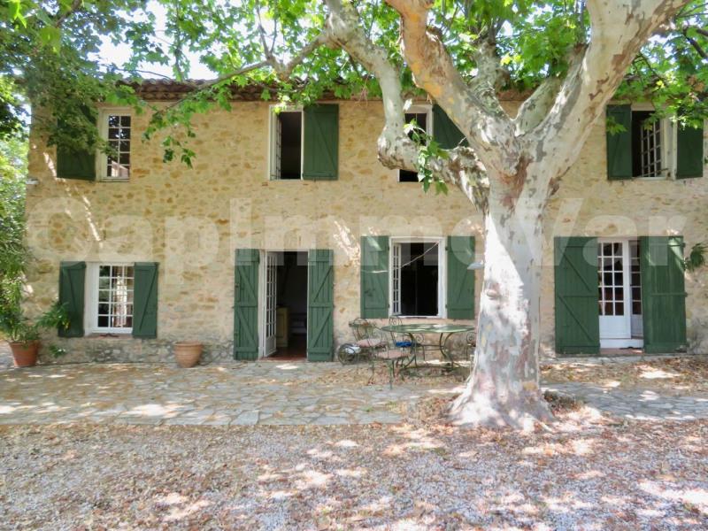 Deluxe sale house / villa Le castellet 1200000€ - Picture 2
