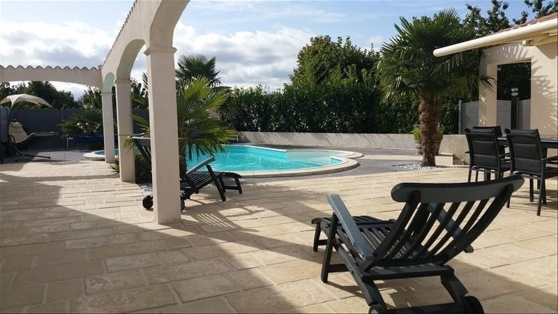 Vente maison / villa Les clouzeaux 495000€ - Photo 1