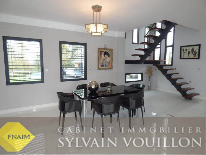 Verkauf von luxusobjekt haus Deauville 1490000€ - Fotografie 4