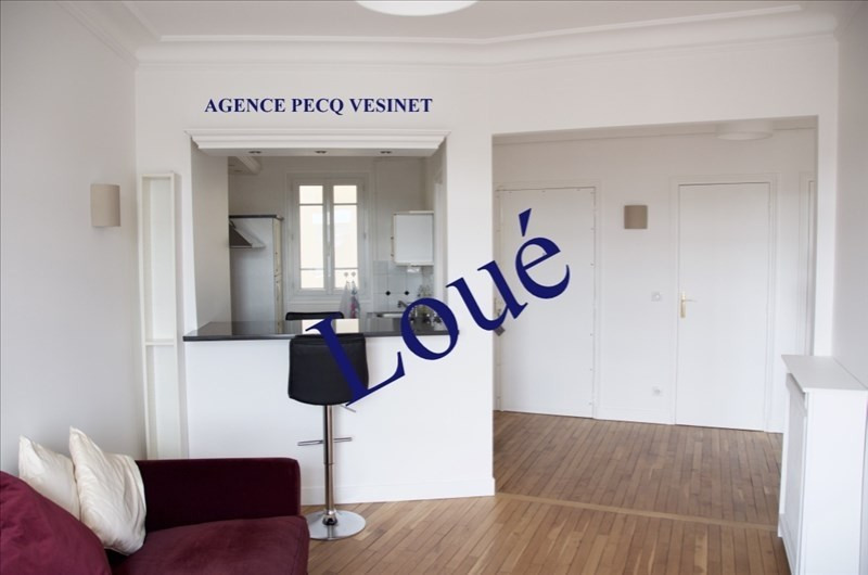 Location appartement Le pecq 1 000€ CC - Photo 1