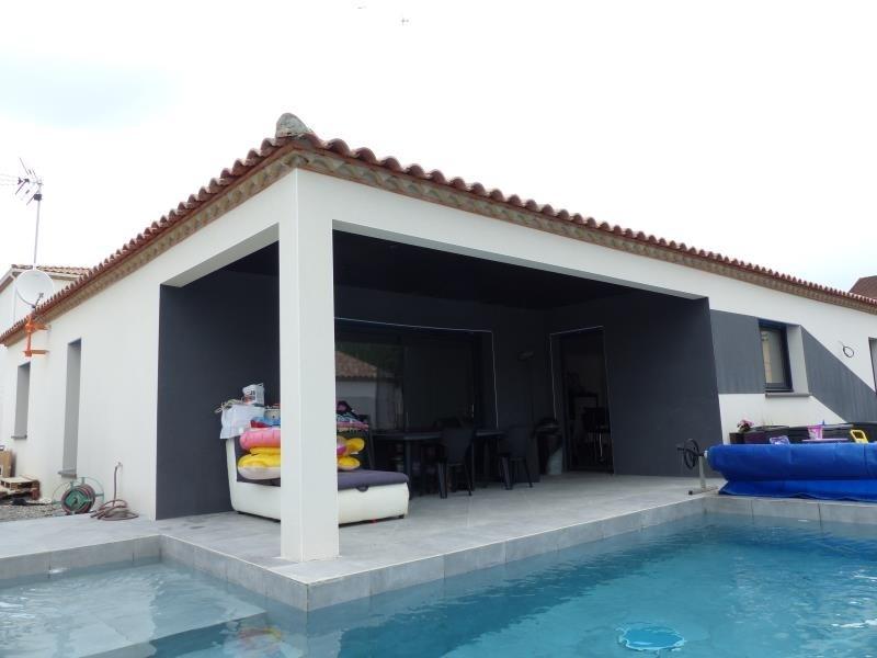 Sale house / villa St genies de fontedit 379000€ - Picture 1