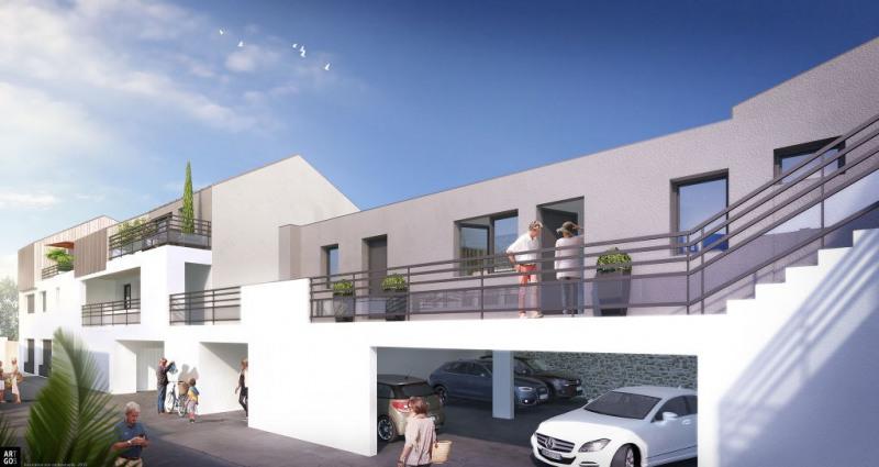 Sale apartment Nantes 109077€ - Picture 2