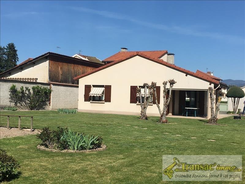 Sale house / villa Courpiere 190000€ - Picture 7