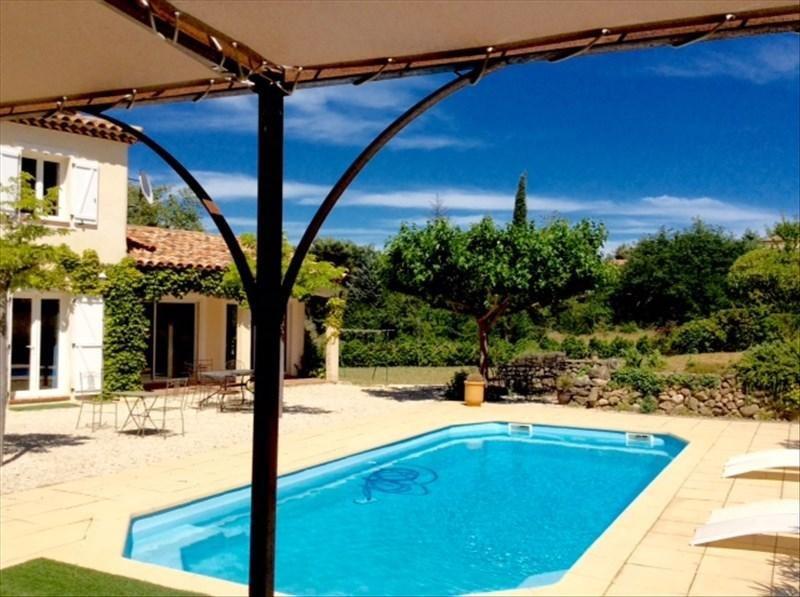 Vente de prestige maison / villa Mimet 749000€ - Photo 1