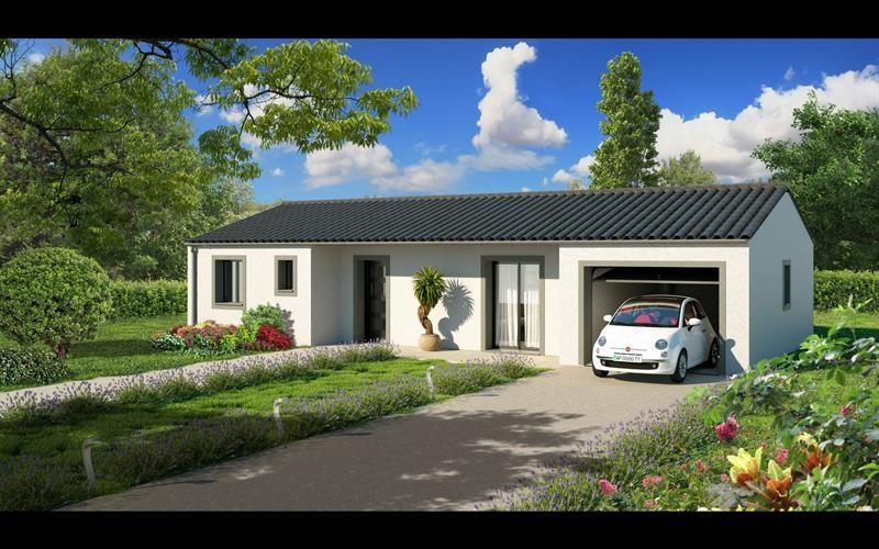 Maison  4 pièces + Terrain 320 m² Saint-Nazaire par DEMEURES DU ROUSSILLON