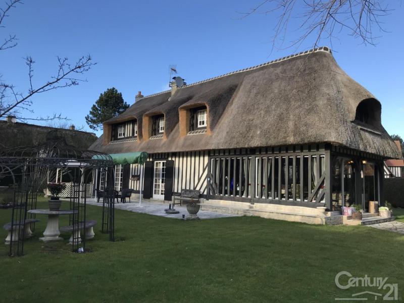 Revenda residencial de prestígio casa Tourgeville 1360000€ - Fotografia 1
