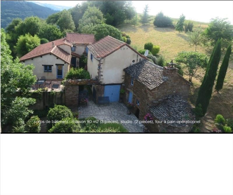 Sale house / villa St sernin sur rance 450000€ - Picture 2