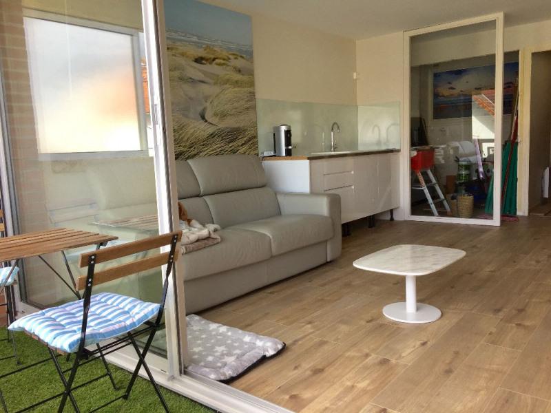Verkoop  appartement Le touquet paris plage 190000€ - Foto 7