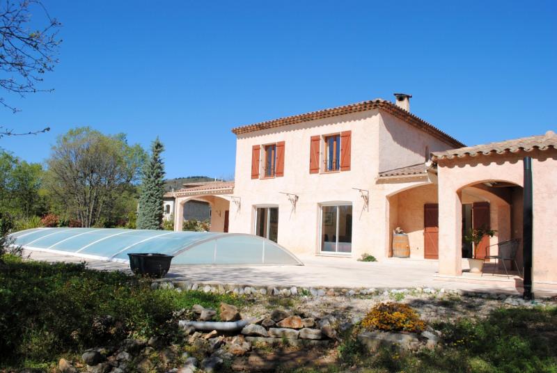 Vente maison / villa Canton de fayence 575000€ - Photo 9