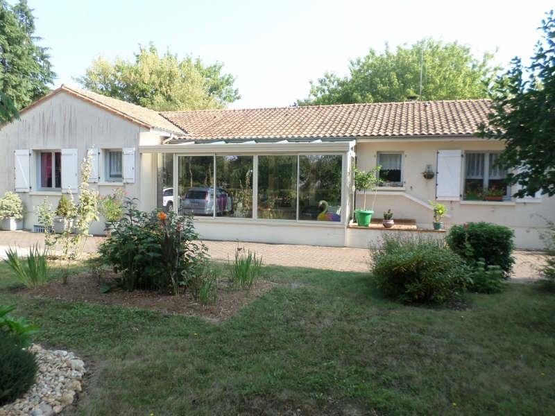 Vente maison / villa Lussac les chateaux 230000€ - Photo 1