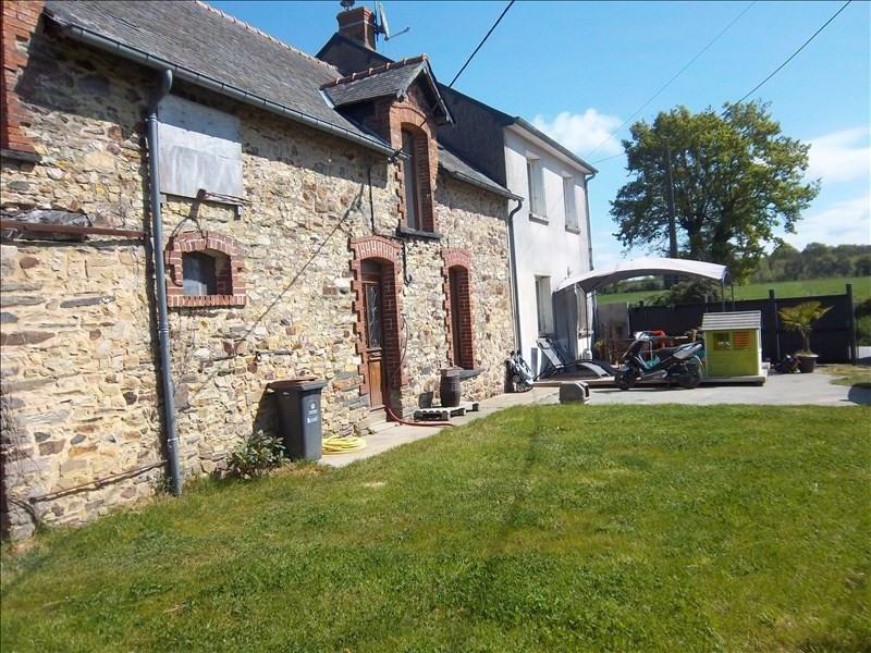 Vente maison / villa Bain de bretagne 232100€ - Photo 1
