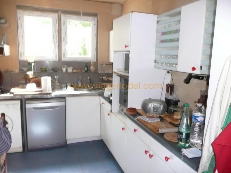 Verkauf auf rentenbasis haus Varennes jarcy 40000€ - Fotografie 6
