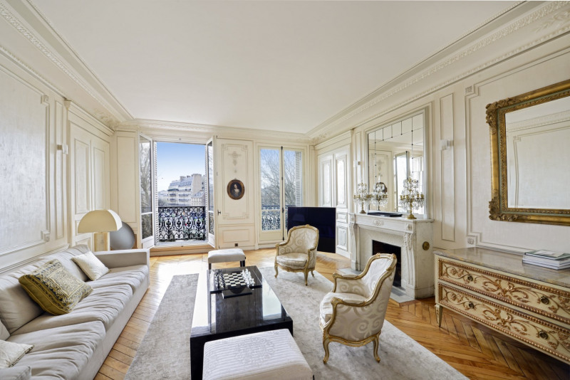 Verkoop van prestige  appartement Paris 4ème 4300000€ - Foto 2