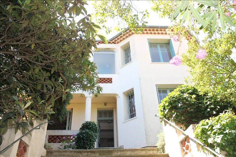 Sale house / villa Toulon 620 000€ - Picture 1