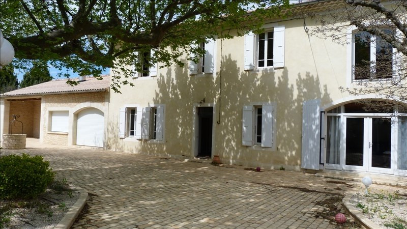 Vente de prestige maison / villa Sarrians 620 000€ - Photo 1