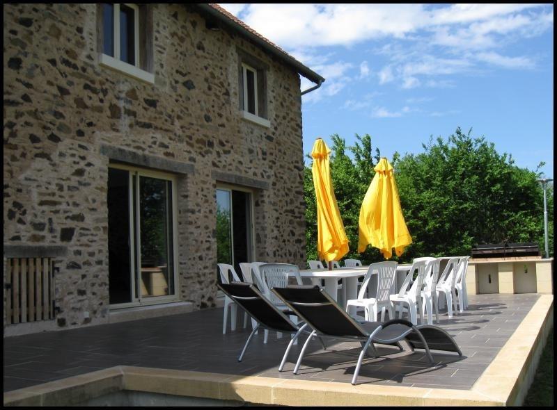 Vente de prestige maison / villa Savignac ledrier 600000€ - Photo 2