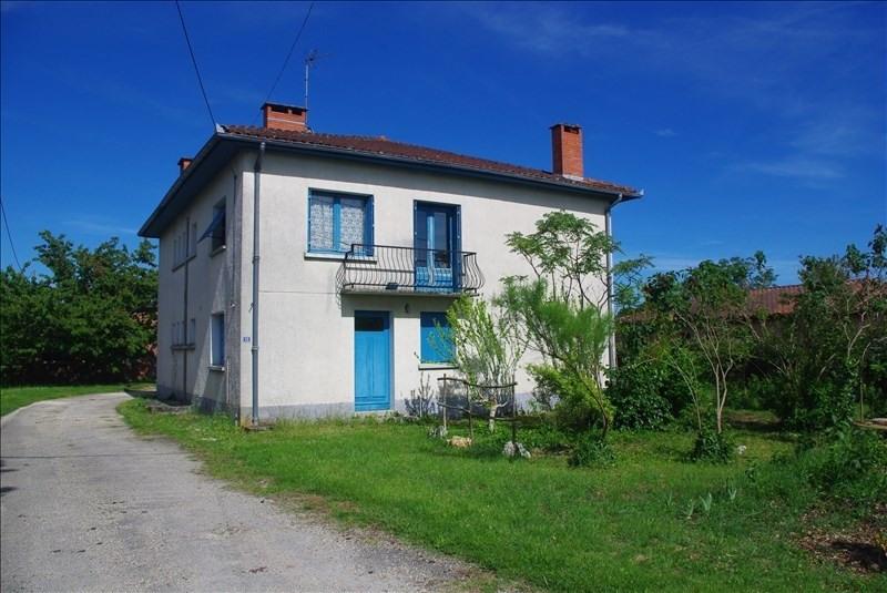 Sale house / villa Grisolles 160000€ - Picture 1