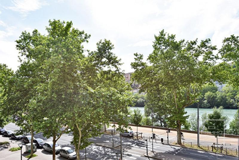 Deluxe sale apartment Lyon 6ème 590000€ - Picture 1