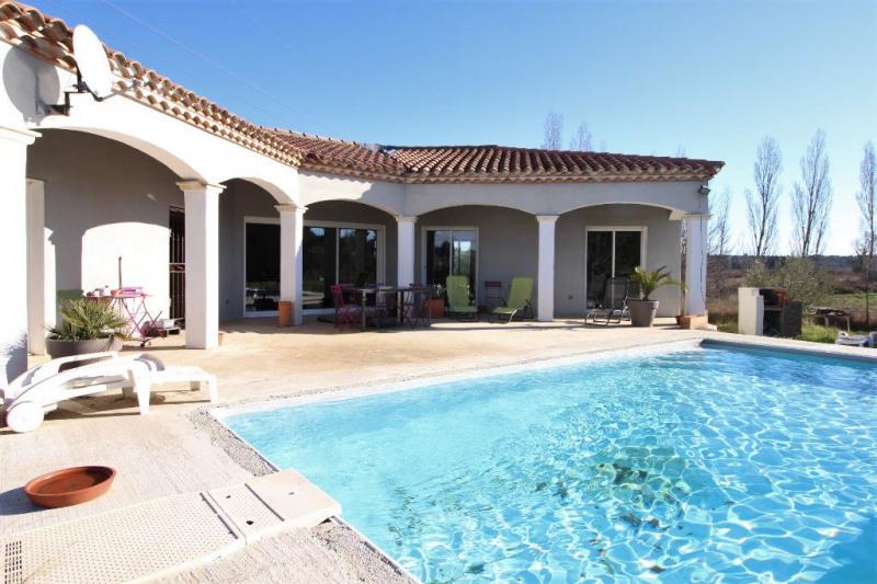 Vente maison / villa Jonquières saint vincent 323000€ - Photo 12