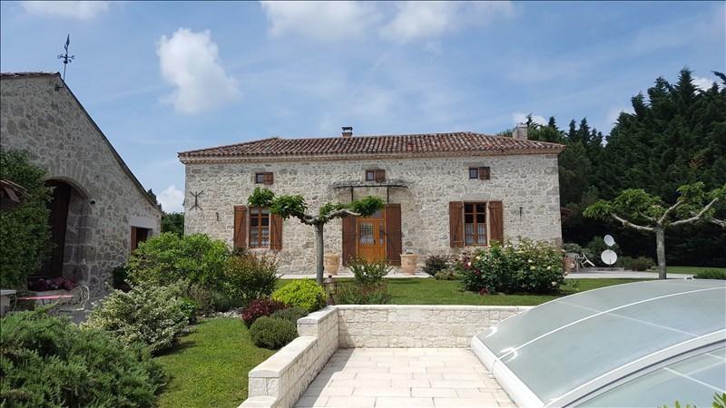 Vente de prestige maison / villa Prayssas 341250€ - Photo 1