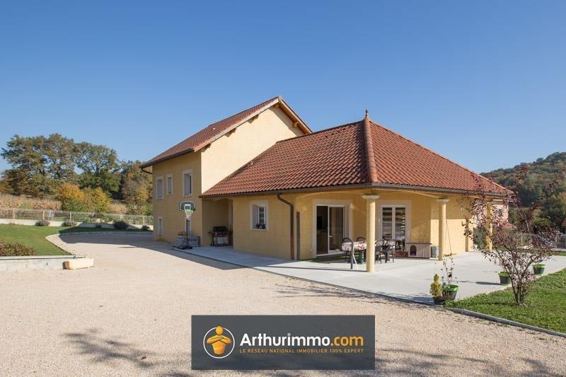 Vente maison / villa Belley 305500€ - Photo 1