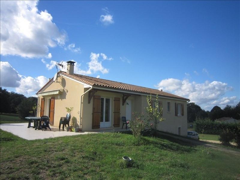 Sale house / villa St martial de nabirat 215000€ - Picture 2