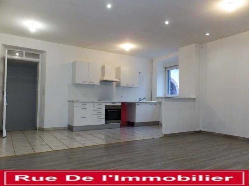 Sale apartment Pfaffenhoffen 99500€ - Picture 1