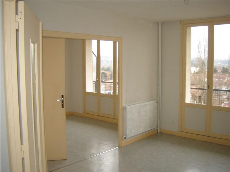 Rental apartment Roanne 420€ CC - Picture 1
