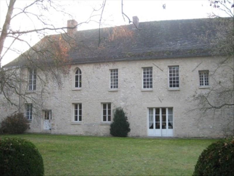 Deluxe sale house / villa Guerville 1050000€ - Picture 1