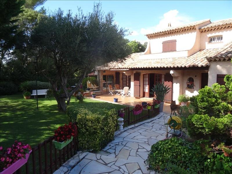 Deluxe sale house / villa St raphael 695000€ - Picture 1