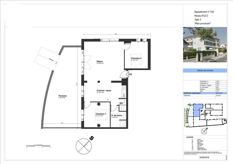 Vente appartement Capbreton 320000€ - Photo 2
