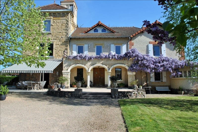 Deluxe sale house / villa Briennon 490 000€ - Picture 1