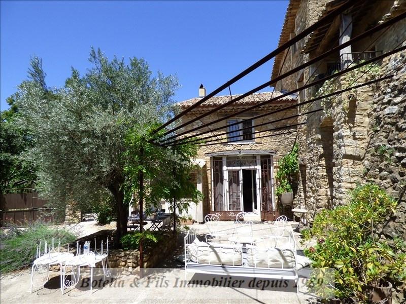Immobile residenziali di prestigio casa Uzes 790000€ - Fotografia 17