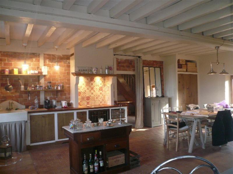 Vente maison / villa Vailly sur sauldre 163000€ - Photo 2