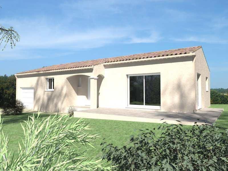 Maison  4 pièces + Terrain 700 m² Puimisson par Domitia Construction
