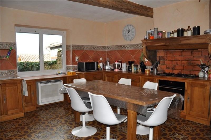 Vente maison / villa Lachassagne 275000€ - Photo 3