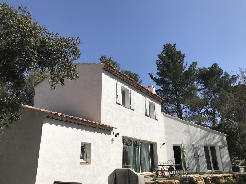 Sale house / villa Pourrieres 525000€ - Picture 1