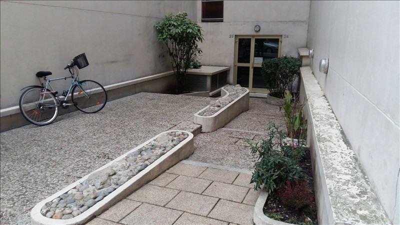 Location parking Paris 14ème 100€ CC - Photo 1
