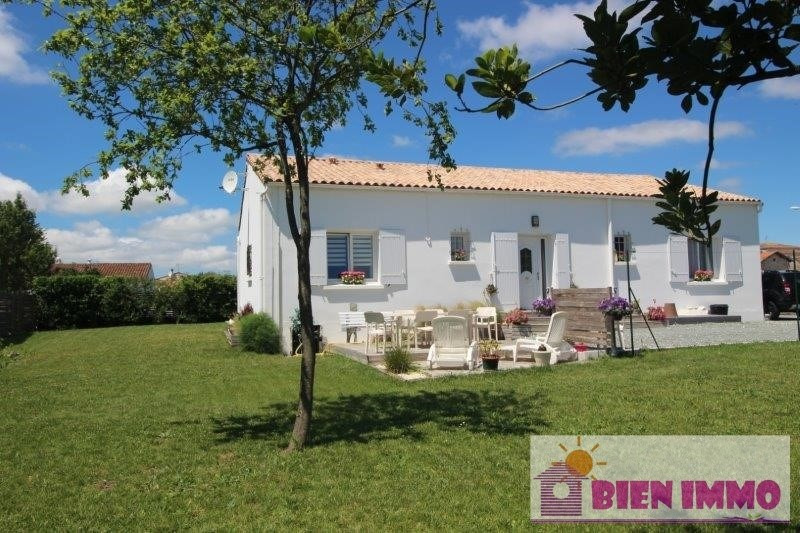 Vente maison / villa Saint sulpice de royan 299 500€ - Photo 1