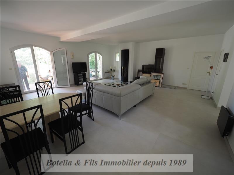 Verkauf von luxusobjekt haus Uzes 453000€ - Fotografie 3