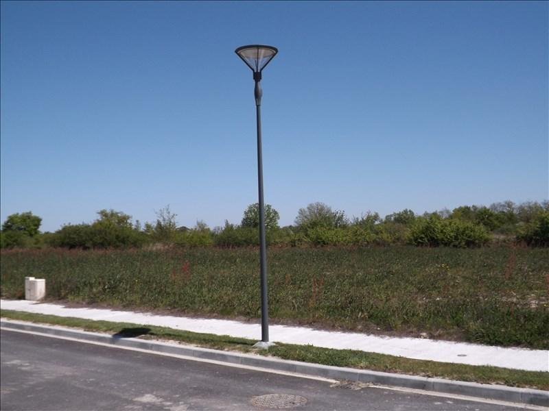 Verkoop  stukken grond Montbeton 60000€ - Foto 2