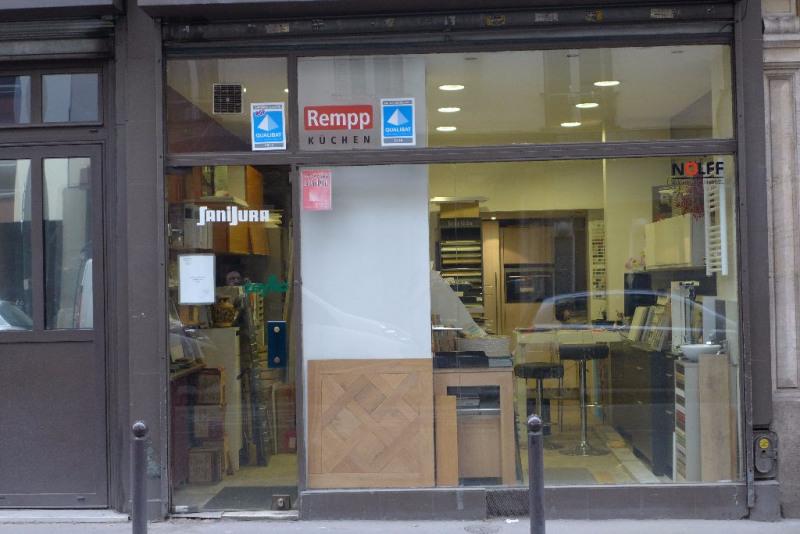 Sale empty room/storage Paris 17ème 231000€ - Picture 1