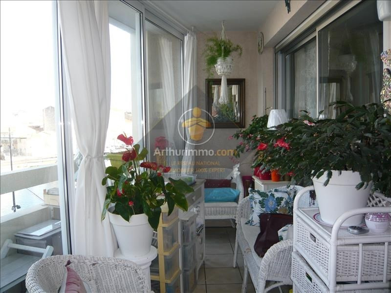 Vente appartement Sete 449000€ - Photo 4