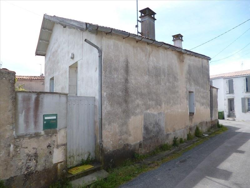 Vente maison / villa Le chateau d oleron 147600€ - Photo 2