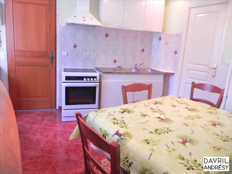 Sale apartment Andresy 127000€ - Picture 3