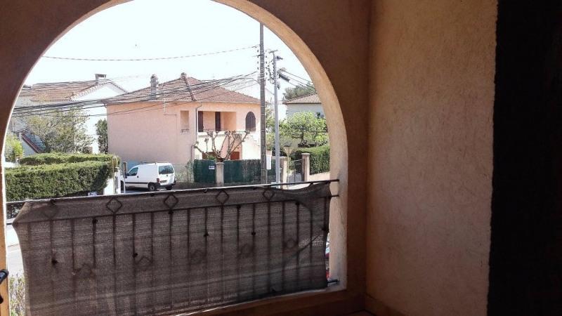 Rental apartment Saint raphael 650€ CC - Picture 1