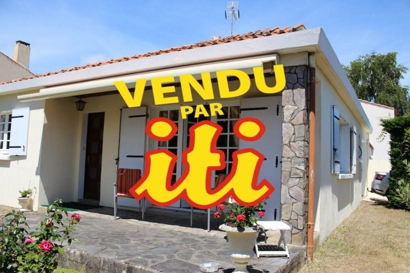 Sale house / villa Chateau d olonne 219500€ - Picture 1