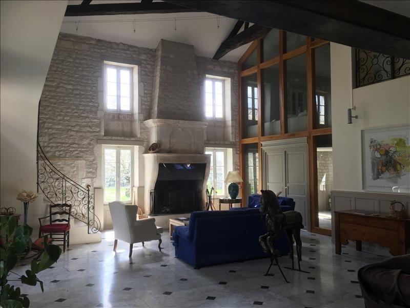Deluxe sale house / villa Brives sur charente 577500€ - Picture 3