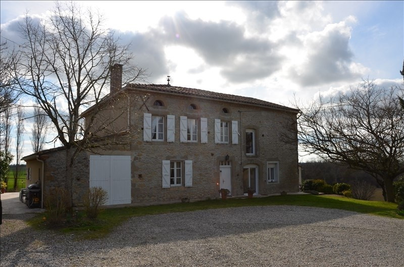 Deluxe sale house / villa Caraman (5 mn) 555000€ - Picture 9