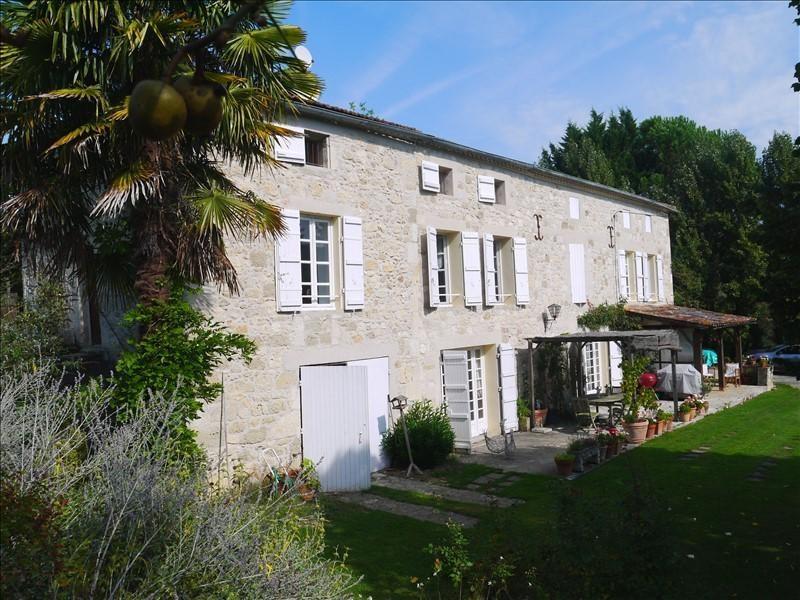 Vente maison / villa Lusignan petit 325500€ - Photo 1